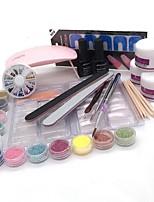 14 utensílios de unhas nail art decoration nail art diy