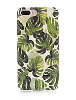 abordables -Coque Pour Apple iPhone X iPhone 8 Dépoli Motif Coque Arbre Dur PC pour iPhone X iPhone 8 Plus iPhone 8 iPhone 7 Plus iPhone 7 iPhone 6s