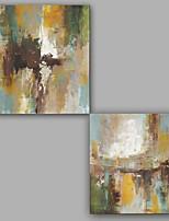 Peint à la main Abstrait Elégant Rustique Moderne Chic Classique Rétro Soirée Créatif Travail Amour Décontracté Actif Basique 1set Toile