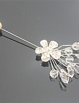Flores de noiva com pérolas de casamento 1.97