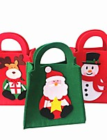 Gift Tags Gift Boxes Wine Bags Santa Christmas Holiday Commercial Indoor Outdoor Hotel Dining Table ChristmasForHoliday Decorations