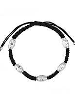 Men's Women's Bracelet Fashion Classic Sterling Silver Jewelry For Engagement Ceremony