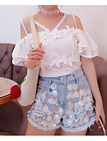 Women's Going out Daily Cute Summer Blouse