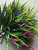 45cm 2 Pcs Home Decoration Artificial Green Plants Grass