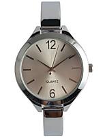 Women's Fashion Watch Wrist watch Japanese Quartz Alloy Band Silver