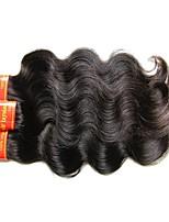 Недорогие -дешевые малайзийские виргинские волосы тела волна 3 пучки 150 г много реальных малайзийских человеческих волос расширение материала ткет