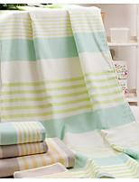 Style frais Serviette de bain Qualité supérieure Pur Coton Serviette