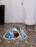 Animaux Stickers muraux Autocollants muraux 3D Autocollants muraux décoratifs Matériel Décoration d'intérieur Calque Mural