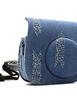 fujifilm instax mini 9 boîtier de la caméra sac de toile de sac de tournesol