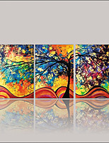 Canvas Print Abstract,Three Panels Canvas Horizontal Print Wall Decor For Home Decoration