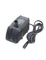 Aquarium Water Pump Filter Media Adjustable Silicone 24VV