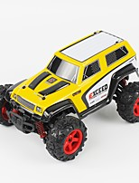 RC Car FQ777 FQ777-9014 2.4G Off Road Car High Speed 4WD Drift Car Buggy SUV Racing Car 1:24 Brush Electric 40 KM/H Remote Control