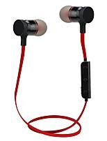 m9 dans l'oreille bande bande bande sans fil casque dynamique sport plastique&écouteur de fitness avec casque d'attraction magnétique