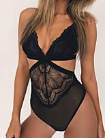 Ultra Sexy Vêtement de nuit Femme Fleurs