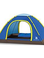 2 personnes Tente Tente de Plage Tonnelle Unique Tente de camping Une pièce Tente pliable Pare-vent pour Pêche Plage Camping & Randonnée