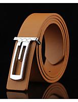Men's Alloy Waist Belt,Pattern