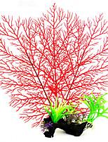 Aquarium Decoration Waterplant Resin Plastic
