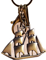 Key Chain Toys Novelty Ship Unisex Pieces
