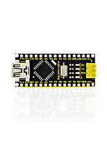 1pcs Keyestudio CH340 Nano Controller Board Compatible with/for Arduino CH340 Nano  USB Cable