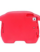 abordables -Funda Para Apple iPad mini 4 Caso de seguridad infantil Cubierta Trasera Color sólido Dura EVA para iPad Mini 4 Mini iPad 3/2/1