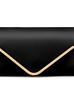 Women Bags All Seasons PU Clutch Zipper for Casual Black White Blue