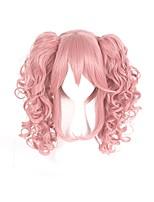 Parrucche Cosplay Cosplay Cosplay Anime Parrucche Cosplay 40 CM Tessuno resistente a calore Unisex