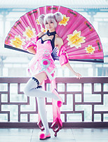Inspired by Cosplay Cosplay Anime Cosplay Costumes Cosplay Suits Others Dress Sleeve Socks For Female
