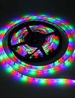 Lampada 300leds 2835smd rgb dc5v della luce della striscia di 5m per illuminazione di priorità bassa tv 1pcs