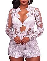 Set Pantalon Costumes Femme,Rétro Mosaïque Femme Sexy Soirée Rétro Sexy Chic de Rue Printemps Automne V Profond Dentelle Micro-élastique