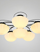 Rustique Traditionnel/Classique Montage du flux Pour Chambre à coucher Chambre des enfants AC 85-265V Ampoule non incluse