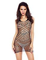 Women's Ultra Sexy Nightwear,Sexy Solid-Medium Polyester Spandex