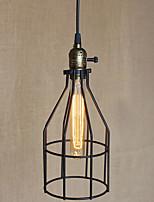 Tiffany Rustique Rétro / Vintage Moderne/Contemporain Traditionnel/Classique Lanterne Lampe suspendue Pour Salle à manger Bureau/Bureau