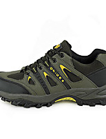 Running Shoes Mountaineer Shoes Unisex Breathability Leisure Sports Low-Top Nubuck leather Rubber Hiking Running