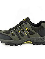 Беговые кроссовки Альпинистские ботинки Универсальные Воздухопроницаемость Спорт в свободное время Низкое голенище Нубук Резина