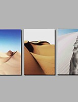 Desert 3-Piece Modern Artwork Wall Art for Room Decoration 20x28inchx3