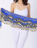 Belly Dance Hip Scarves Women's Performance Flannel Hip Scarf