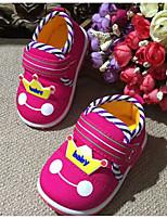 Fille Chaussures Toile Automne Hiver Confort Basket Pour Décontracté Rouge Bleu