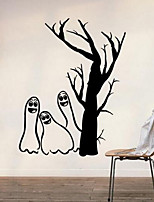 Holiday Decorations Decals Halloween Famous Holiday Showcase Living Room/Dining Room HalloweenForHoliday Decorations