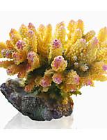 Décoration d'aquarium Corail Résine