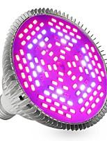 24W E27 Luz de LED para Estufas 120 SMD 5730 2400-2500 lm Roxa - K Decorativa V 1 Peças