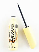 L'eyeliner liquido incantante asciutto rapido impermeabile nero di 1pcs con spazzola morbida eccellente sottile