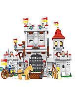 Building Blocks Toys Castle Architecture Architecture Kids Boys 1118 Pieces