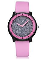 Women's Fashion Watch Wrist watch Casual Watch Chinese Quartz PU Band