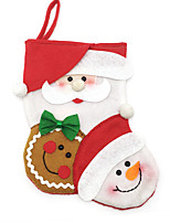 1pc Noël Décorations de NoëlForDécorations de vacances 22cm