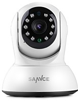 SANNCE® 720P Smart Wireless Pan Tilt Security Camera Surveillance Camera for Home Safety