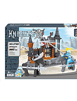 Building Blocks Toys Castle Architecture Military Castle Kids Boys 220 Pieces