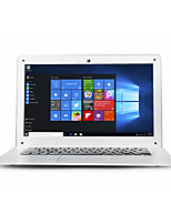 Notebook 14 polegadas Intel cereja Trail Quad Core 4GB RAM 64MM eMMC disco rígido Windows 10 Intel HD 2GB