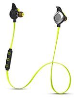 u5 plus earbud cuffie senza fili sport dinamico di plastica&auricolare con auricolare per il controllo del volume