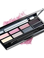 8 Eyeshadow Palette Shimmer Eyeshadow palette Powder Daily Makeup