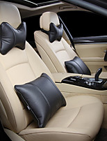 Automotive Headrest & Waist Cushion Kits For universal Buick All years General Motors Excelle Car Headrests Leather